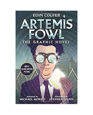 Artemis Fowl: The Graphic Novel (Artemis Fowl 1)