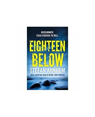 Eighteen Below: A Fabian Risk Thriller
