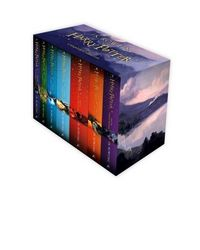 Harry Potter Complete Collection New