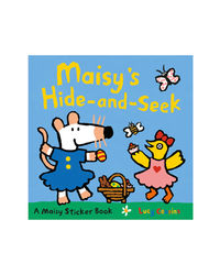 Maisy's Hide- And- Seek Sticker Book