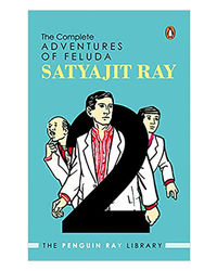 The Complete Adventures Of Feluda (Volume 2)