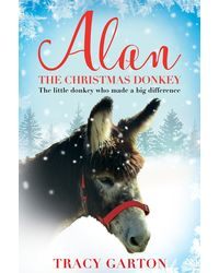 Alan The Christmas Donkey