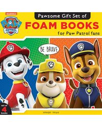 Pawsome Gift Set Of Foam Books