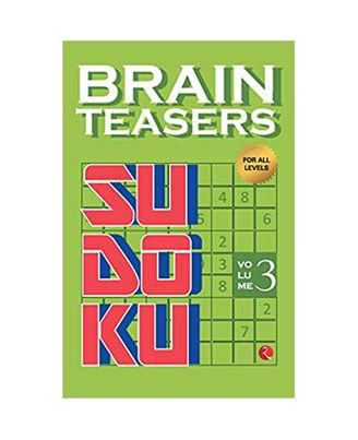 Brain Teasers Sudoku: Volume 3