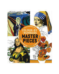 Colour By Numbers Master Pieces