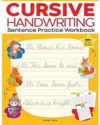 Cursive Handwriting Sentence