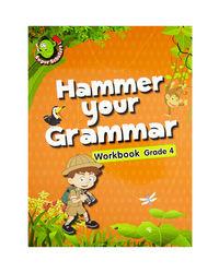 Hammer Your Grammar Workbook Grade- 4
