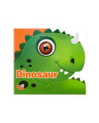 Dinosaur: Cutout Board Book Board Book
