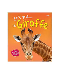 It's Me. . A Giraffe