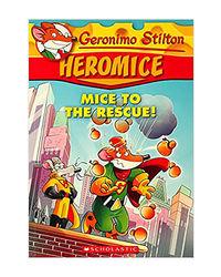 Geronimo Stilton Heromice: Mice Of The Rescue- 1