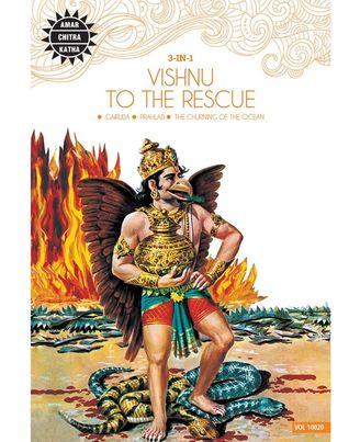 Vishnu To The Rescue: 3 In 1