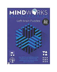 Mindworks Brain Training Left- Brain Puzzles