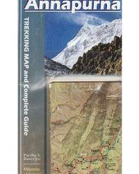 Annapurna: Trekking Map & Complete Guide