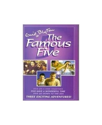 Famous Five (3In1) Vol. 3