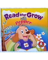 Read and Grow with Pepper (6 in 1) (Yellow)