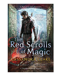 Red Scrolls Of Magic: (Eldest Curses# 1)