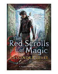 Red Scrolls Of Magic: (Eldest Curses# 1)