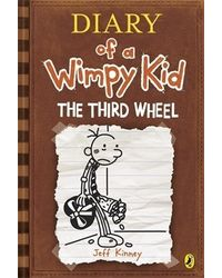 Diary Of A Wimpy Kid- 7: The Third Wheel