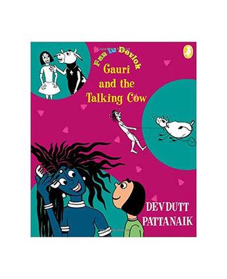 Fun In Devlok: Gauri And The Talking Cow