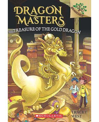 Dragon Masters# 12: Treasure Of The Gold Dragon