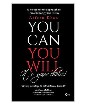 You Can You Will, It s Your Choice