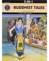 Buddhist Tales: 3 In 1 (Amar Chitra Katha)