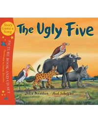 The Ugly Five (Book And Cd)