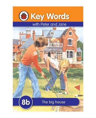 Key Words 8B: The Big House
