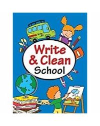 Write & Clean School