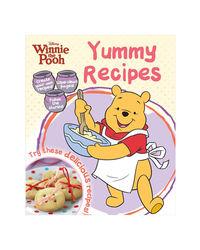 Disney Winnie The Pooh: Pooh's Yummy Cookbook