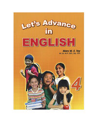 Sap Let's Advance In English 4