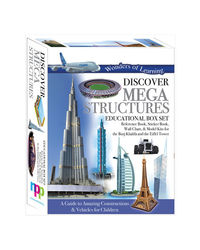 Discover Mega Structures- Educational Box Set