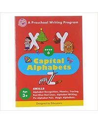 Preschool Writing Capital Alphabet