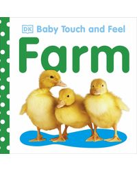 D k baby touch & feel: farm