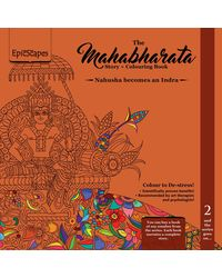 Nahusha Becomes An Indra- Mahabharata Story Book 2