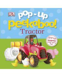 Pop- Up Peekaboo! Tractor