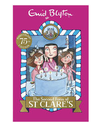 The Second Form At St Clare's: Book 4