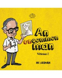 An Uncommon Man Rk Laxman- Vol. 2