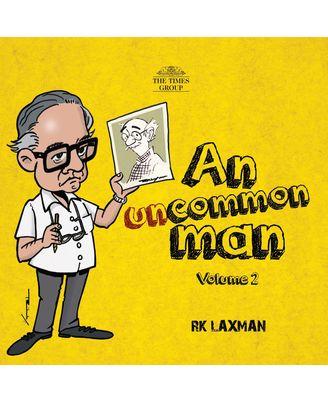 An Uncommon Man Rk Laxman- Vol. 2