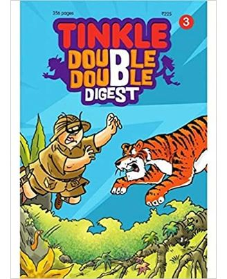 Tinkle Double Digest No 3