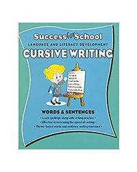 Cursive Writing: Words & Sentence