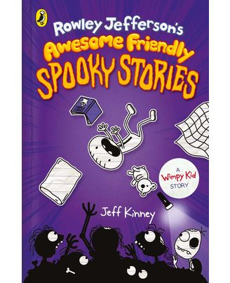 Rowley Jefferson S Awesome Friendly Spooky Stories