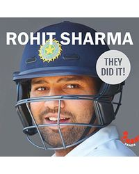 Rohit Sharma: They Did It!