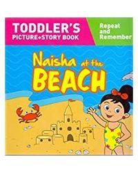 Naisha At The Beach