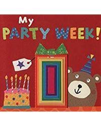 Die cut my party week