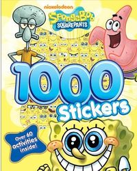 Nickelodeon Spongebob Squarepants 1000 Stickers