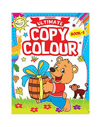 Ultimate Copy Colour Book 1