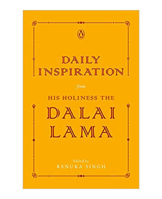 Daily Inspirations From His Holiness The Dalai Lama