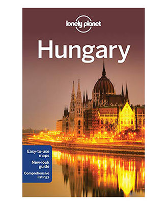Lonely Planet Hungary Ravel Guide)