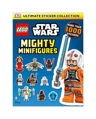 Lego Star Wars Mighty Minifigures Ultimate Sticker Collection (Ultimate Stickers)